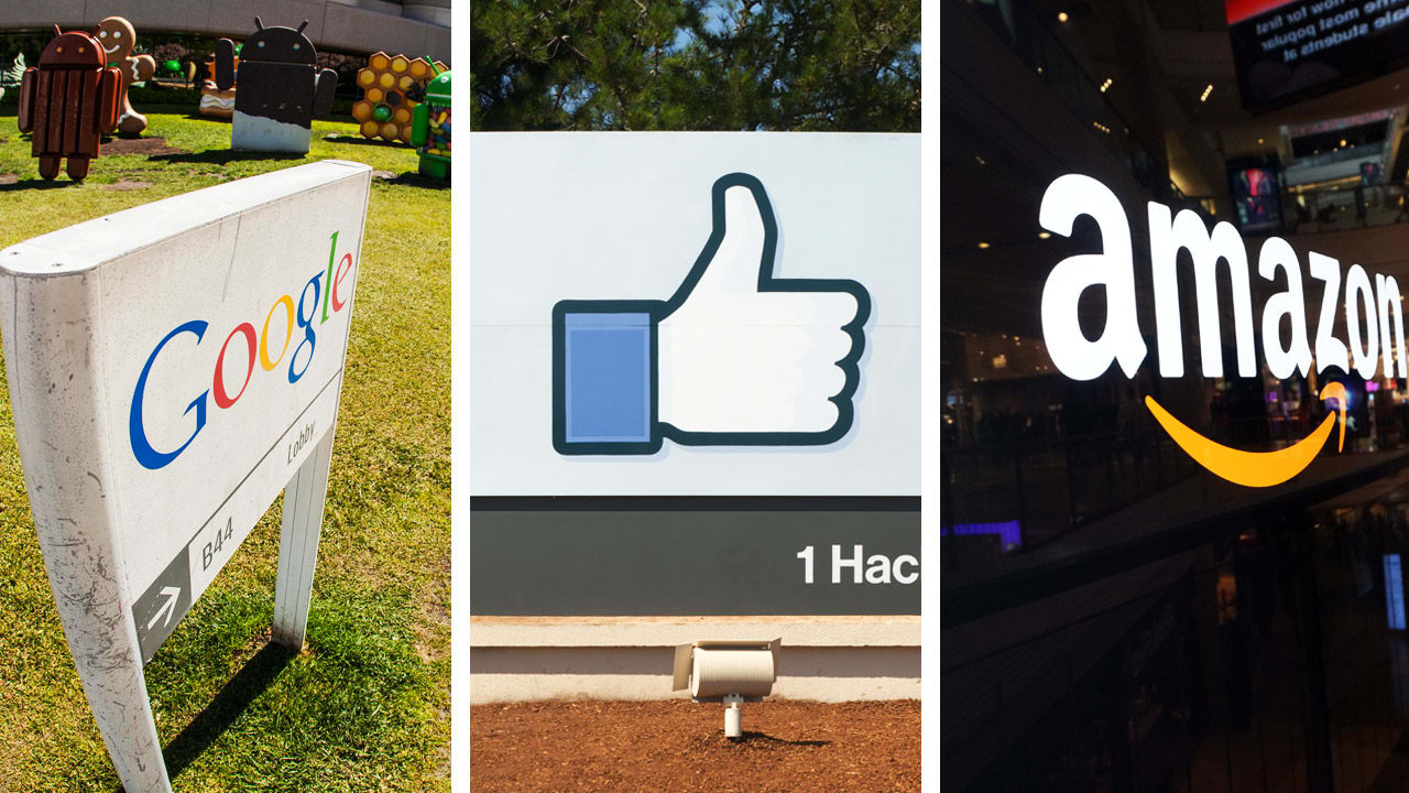 The Skills It Takes To Get Hired At Google, Facebook, Amazon, And More