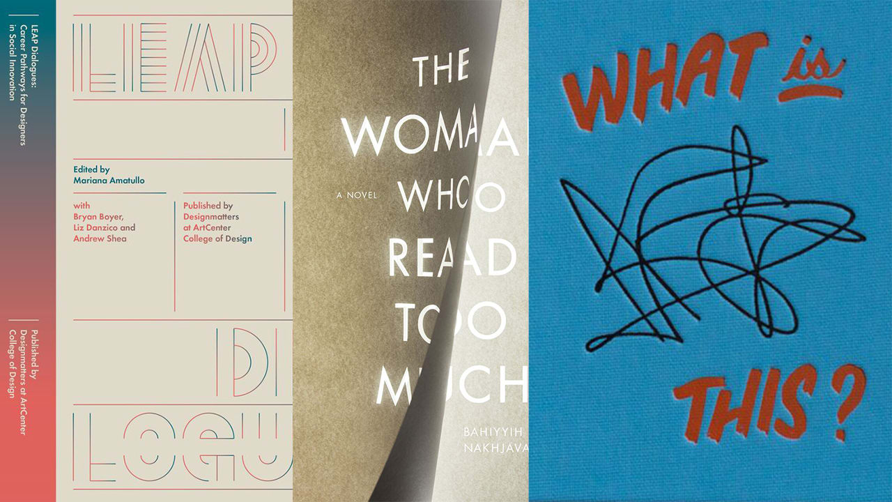 Most Beautiful Book Covers Ever : The most beautiful book covers of year are all about type