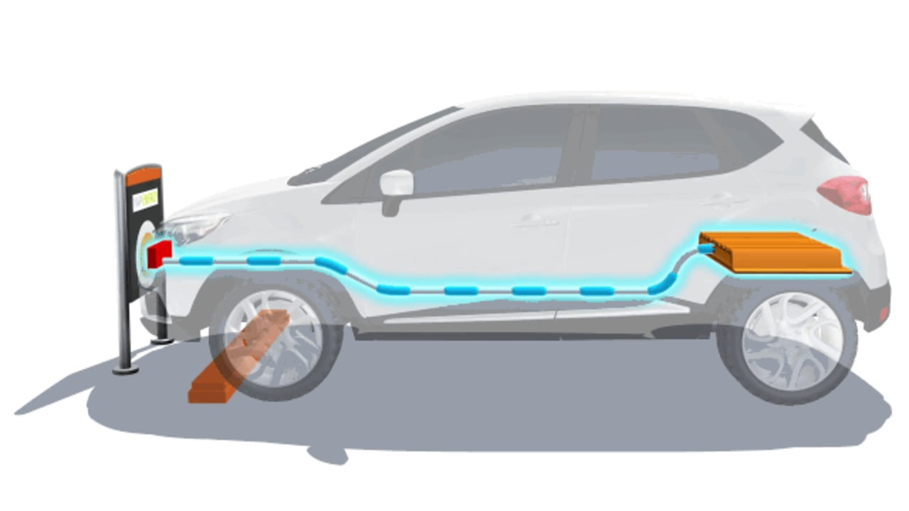 How Your Electric Car Could Store Power And Transfer It To Your Home