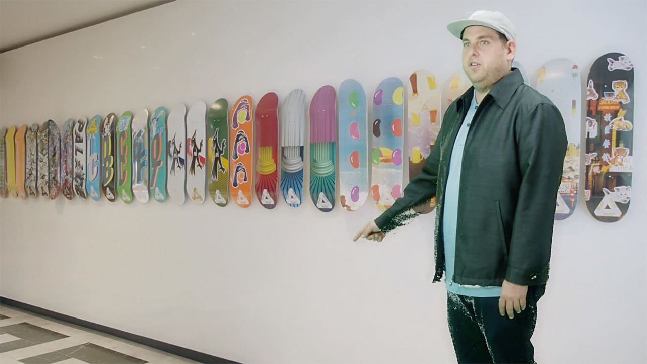 Jonah Hill Gets Informercial Absurd For Palace Skateboards And Reebok