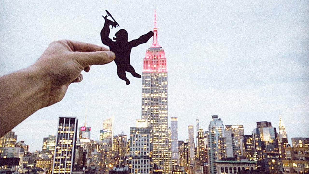 See Your Favorite Landmarks Completely Transformed With Just a Little Paper