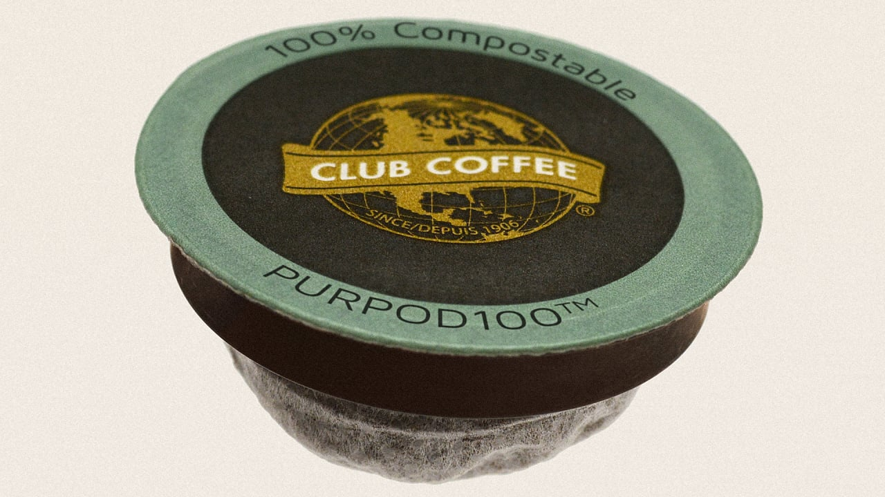 The Myth Behind Those Compostable Coffee Pods