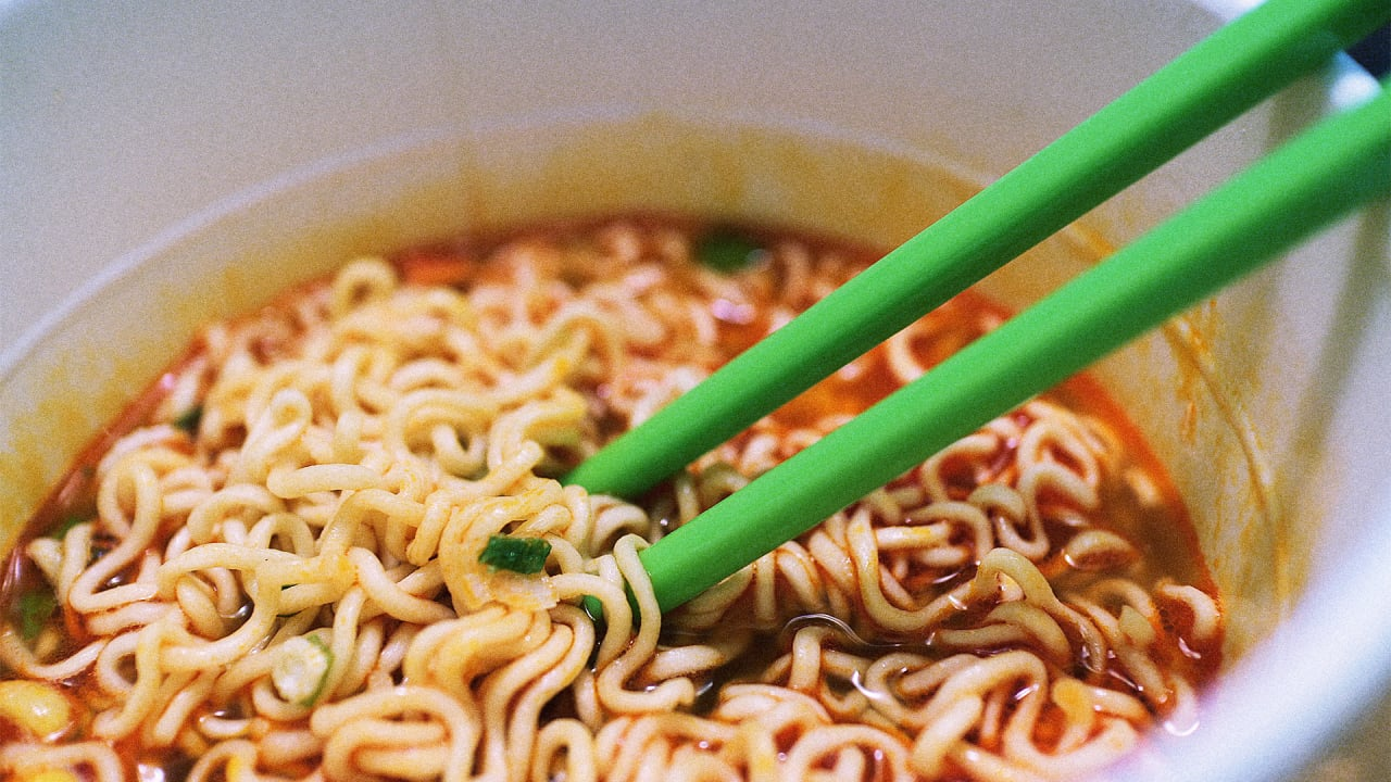 Add Instant Ramen To The List Of Foods That Can Kill You