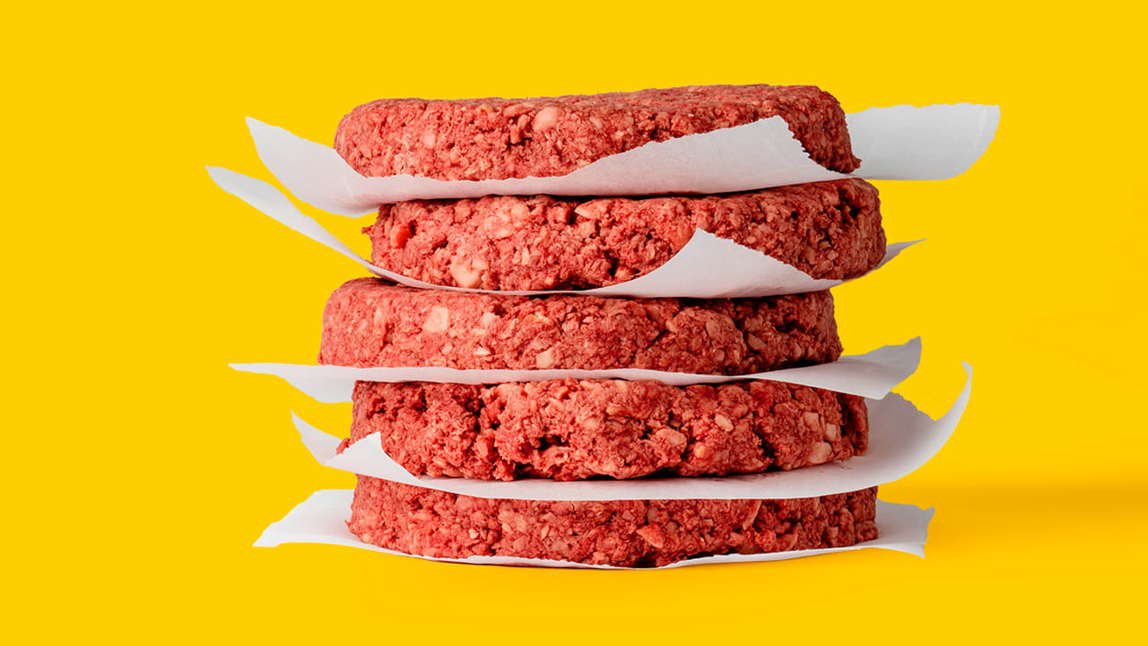 Plant Burgers Are Coming To A Fast Food Restaurant Near You