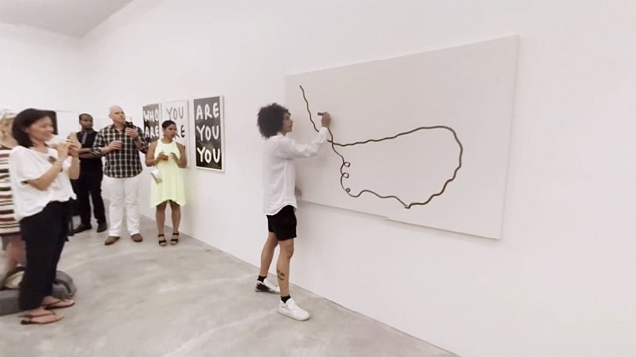 Immerse Yourself In Artist Shantell Martin's Creative Process Through 360-Degree Video