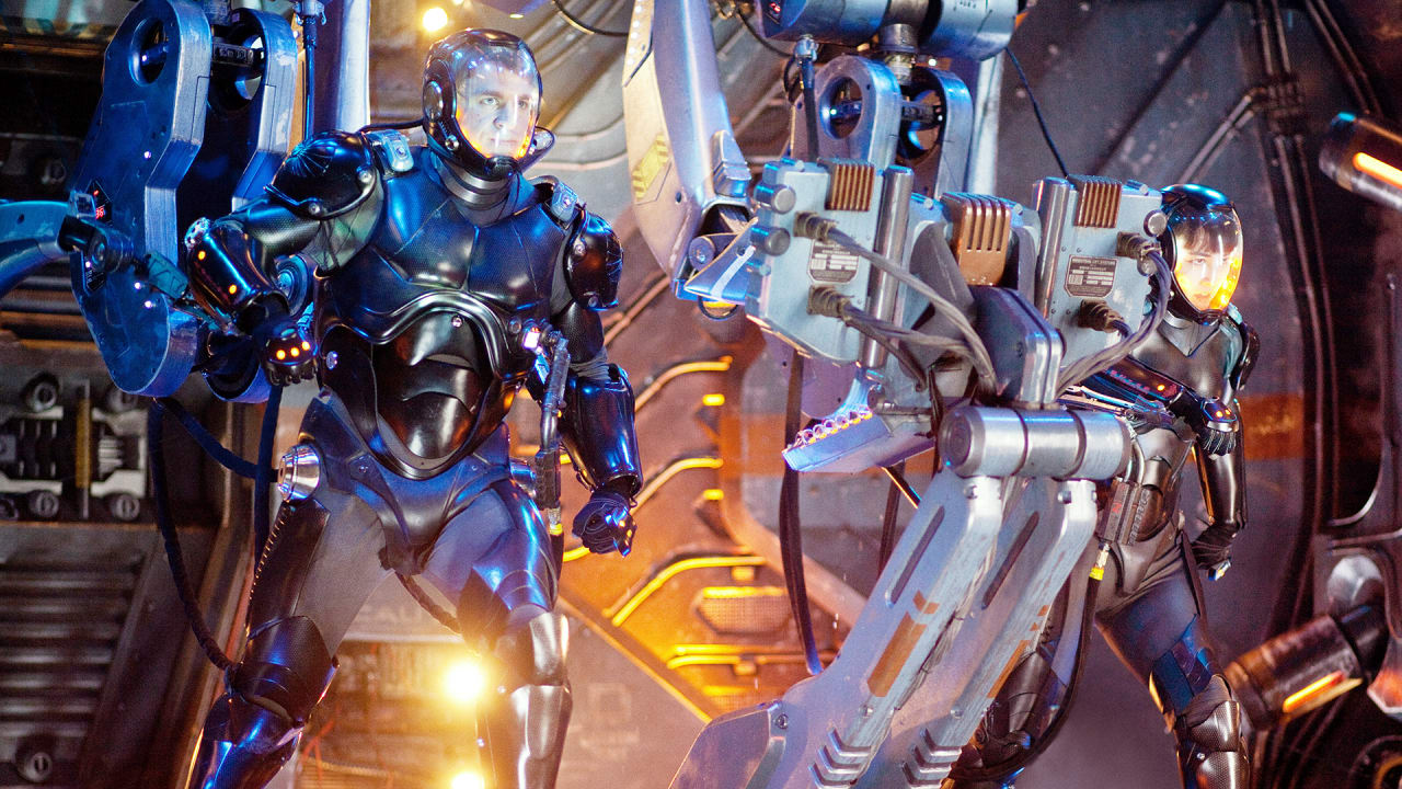 In The Future, We Will All Pilot Giant Mechs