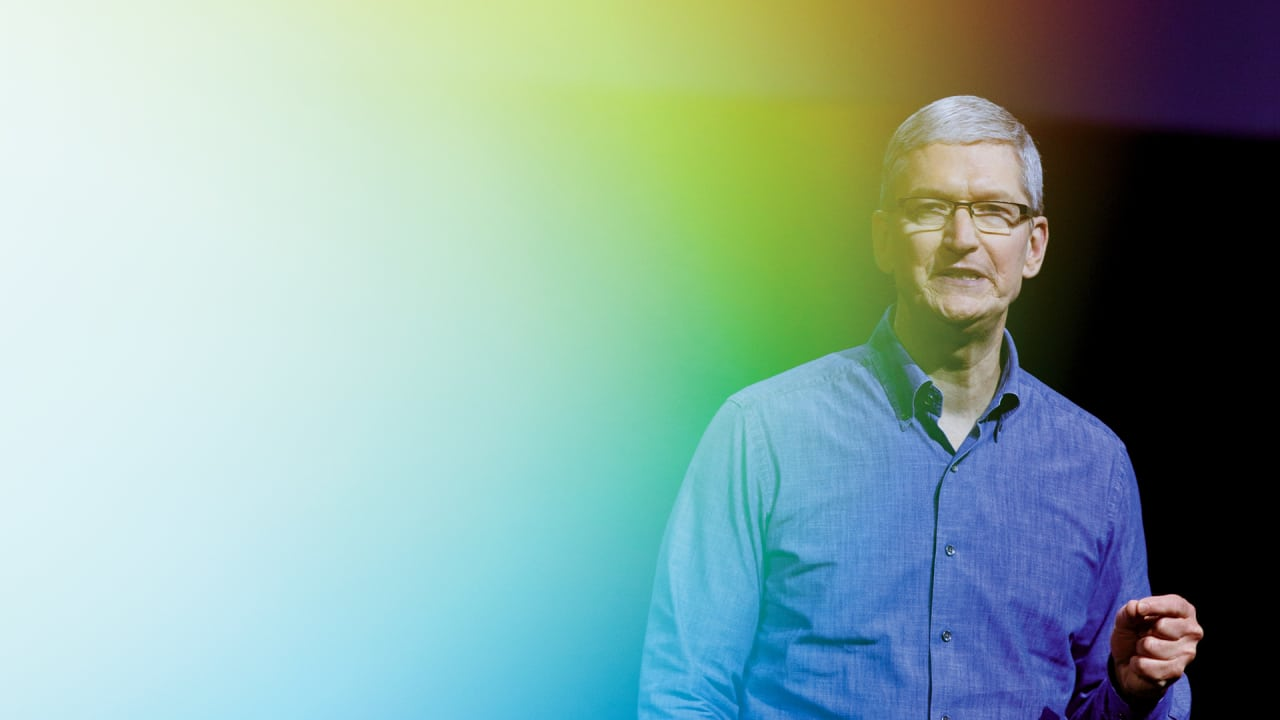 Tim Cook On Apple's Values, Mistakes, And Seeing Around Corners