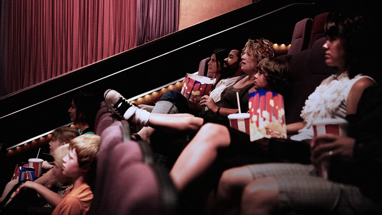 The Weird Science Of How We Smell Different When We Watch Movies
