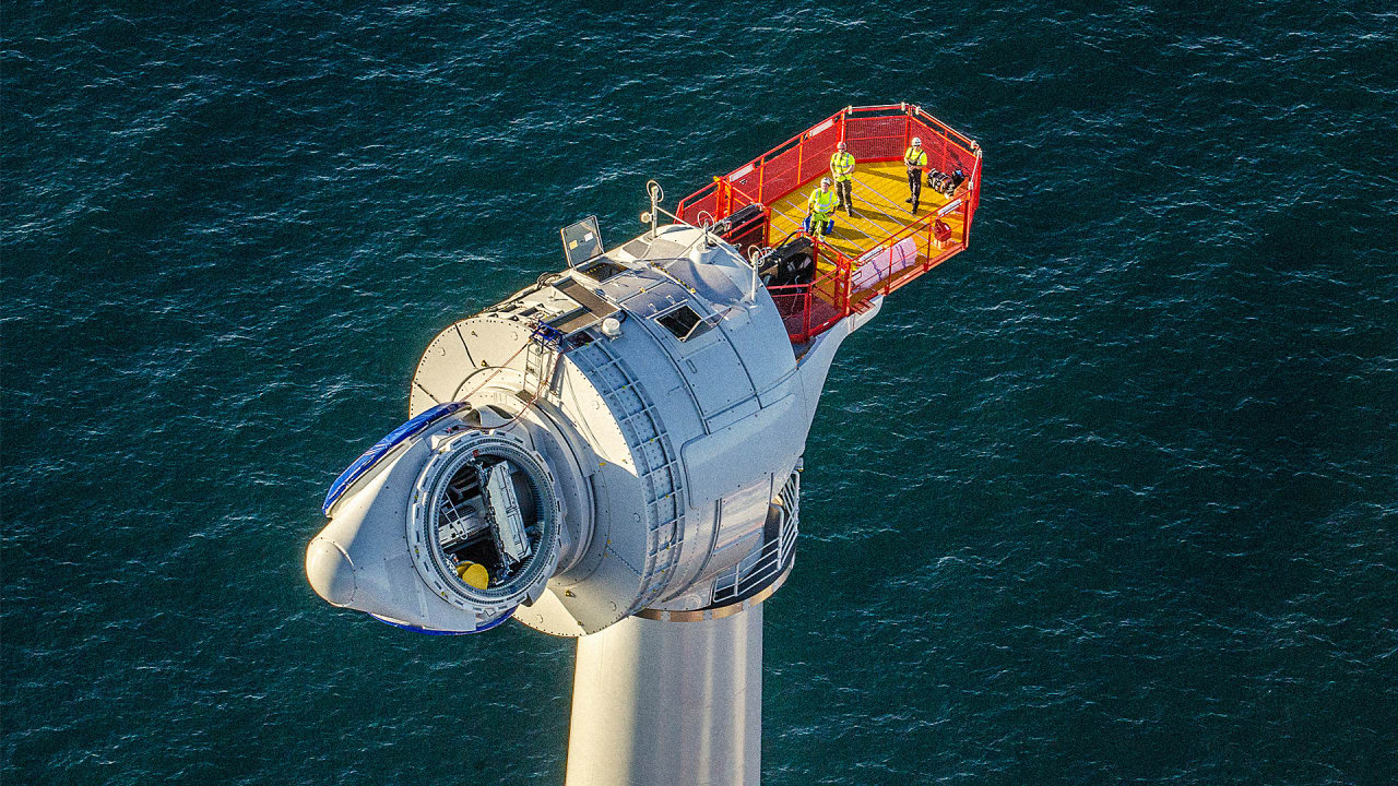 America's First Offshore Wind Farm Is Almost Ready