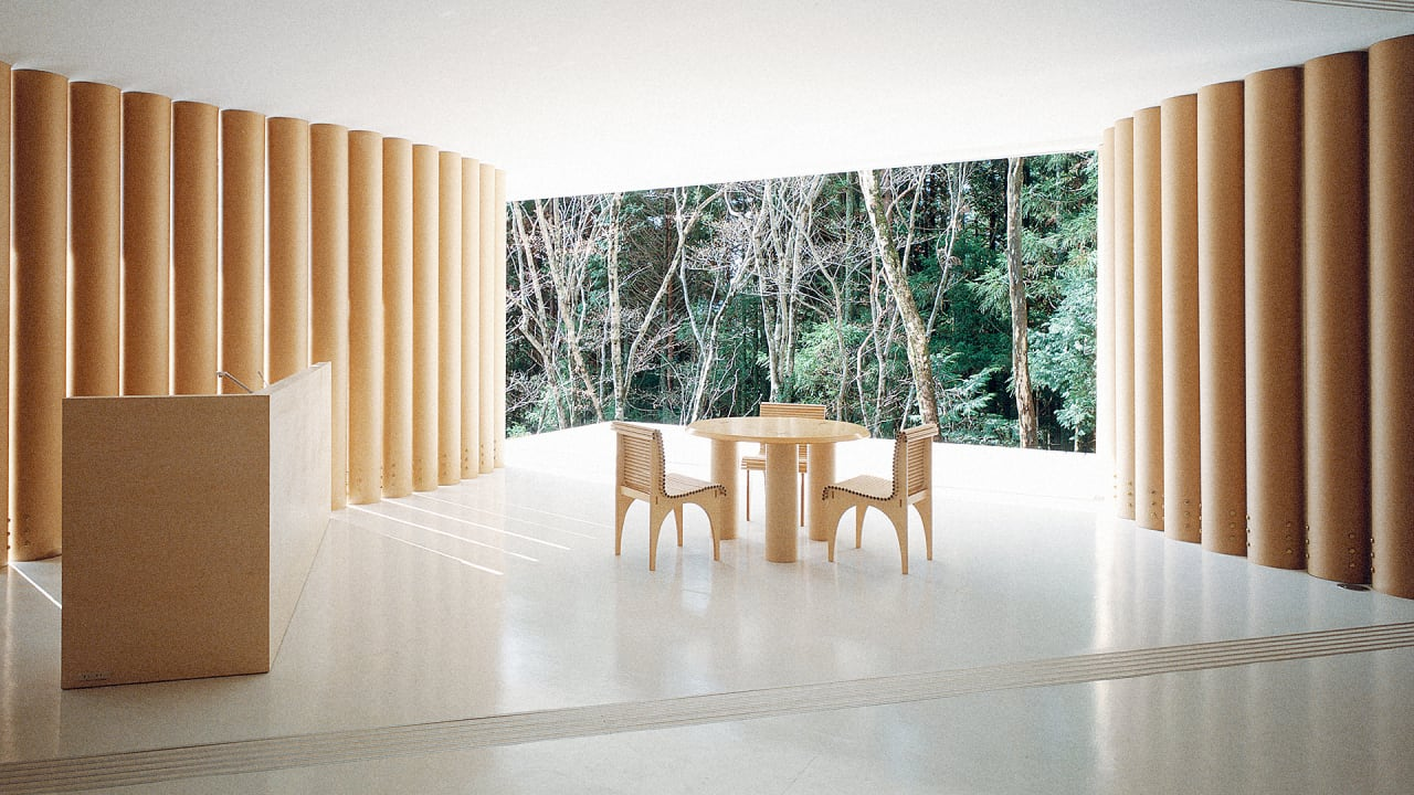 why architects design chairs - Architects Design