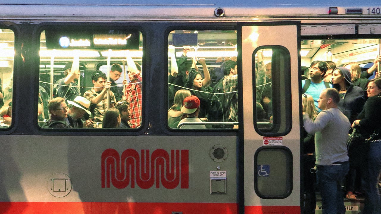 San Francisco Wants Your Help In Redesigning Its Subway System