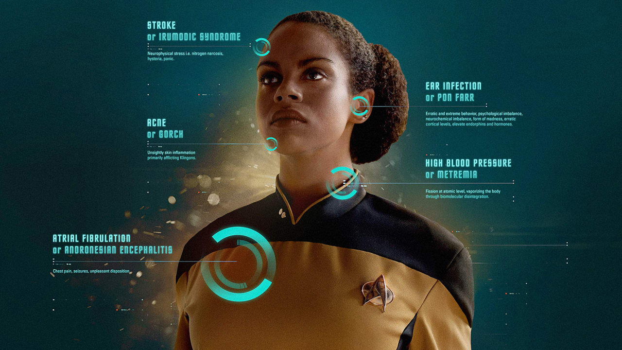 Star Trek's 50th: How Would We Ever Describe Our Tech Dreams