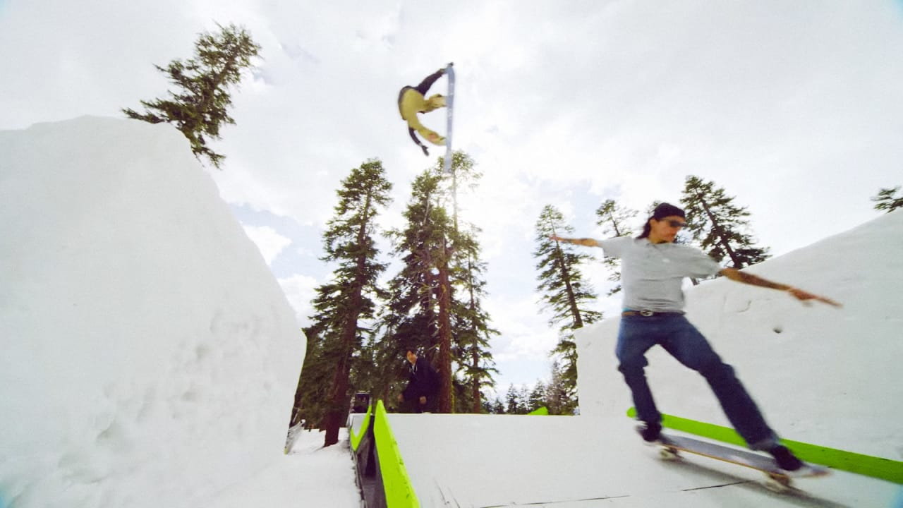 What This Insane Snow/Skateboarding Hybrid Says About Mountain Dew's Brand Strategy