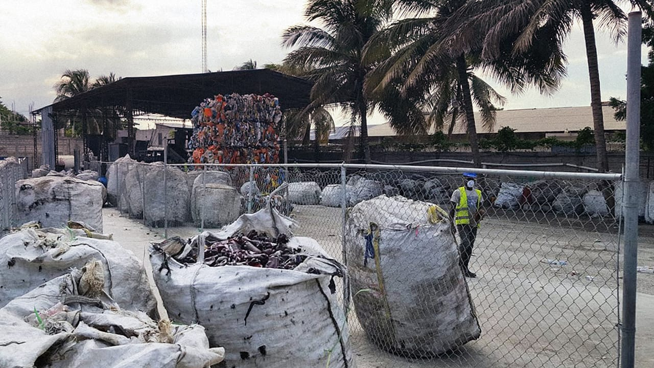 Two Global Brands Are Helping Haiti Turn Its Trash Into An Industry