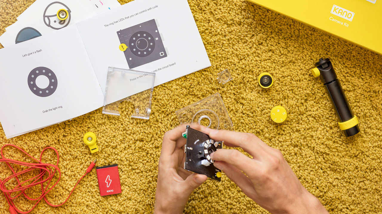 Kano creator of build it yourself tech for kids is going beyond the solutioingenieria Choice Image