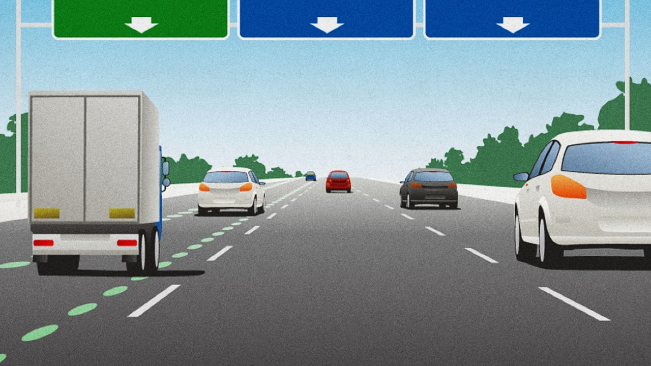 Should Highway Carpool Lanes Be Dedicated To Driverless Cars Instead?