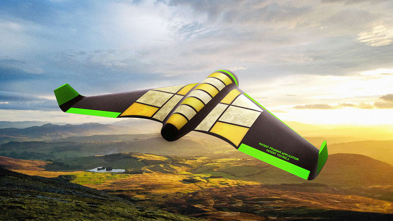 This Humanitarian, Aid-Delivering Drone Is Going To Be Edible