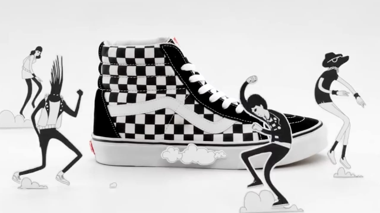 Behind The Ad: How Vans Used Stop-Motion To Celebrate 50 Years In Youth Culture