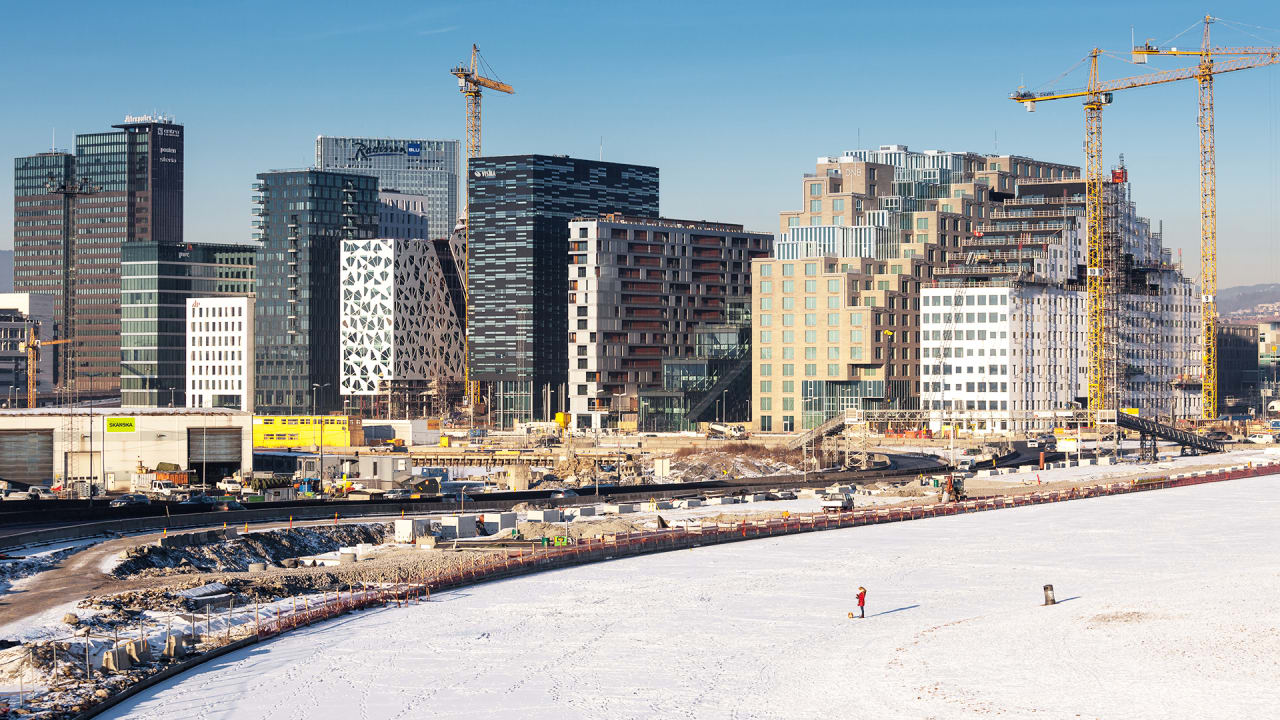 Oslo Is Creating The Model For How Cities Can Solve Climate Change