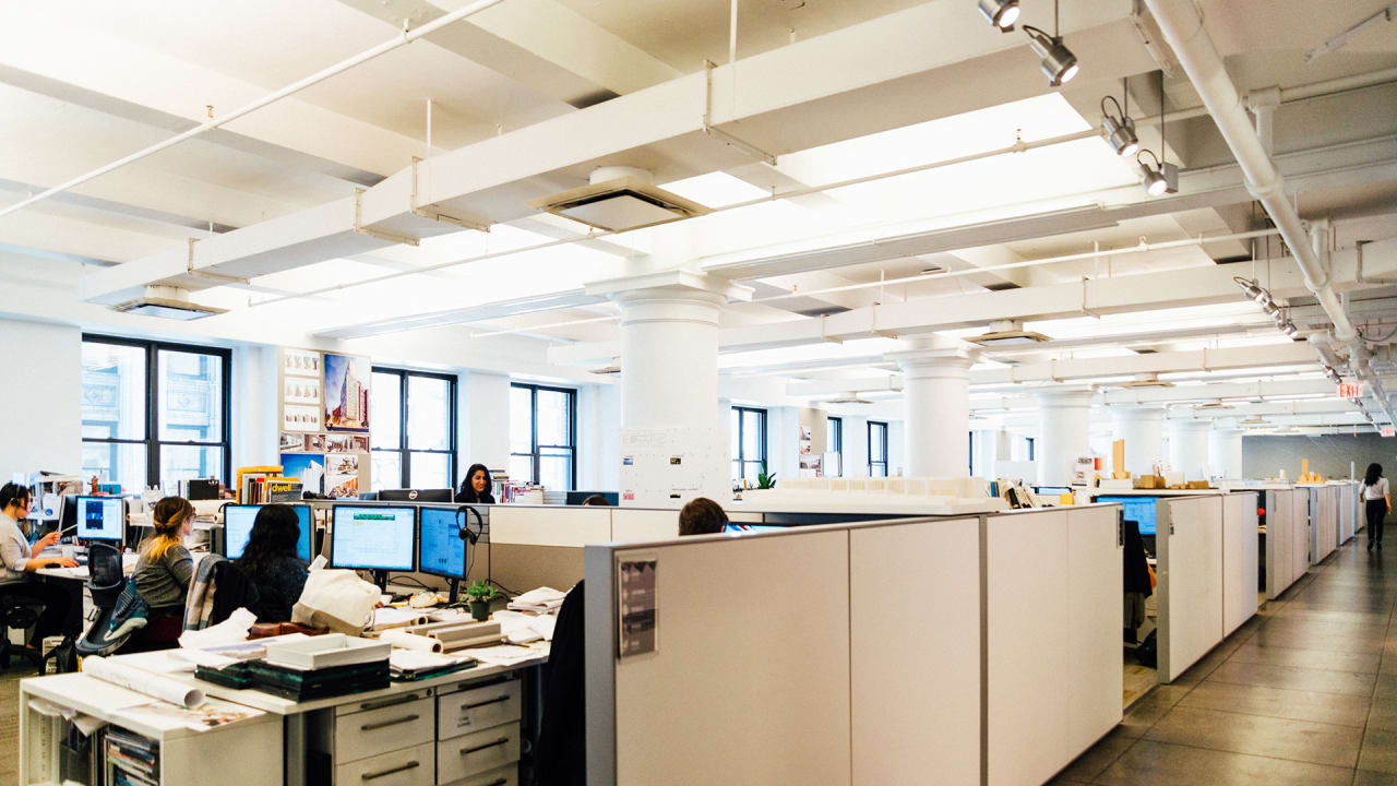 How Companies That Design Offices For A Living Design Their Own Office