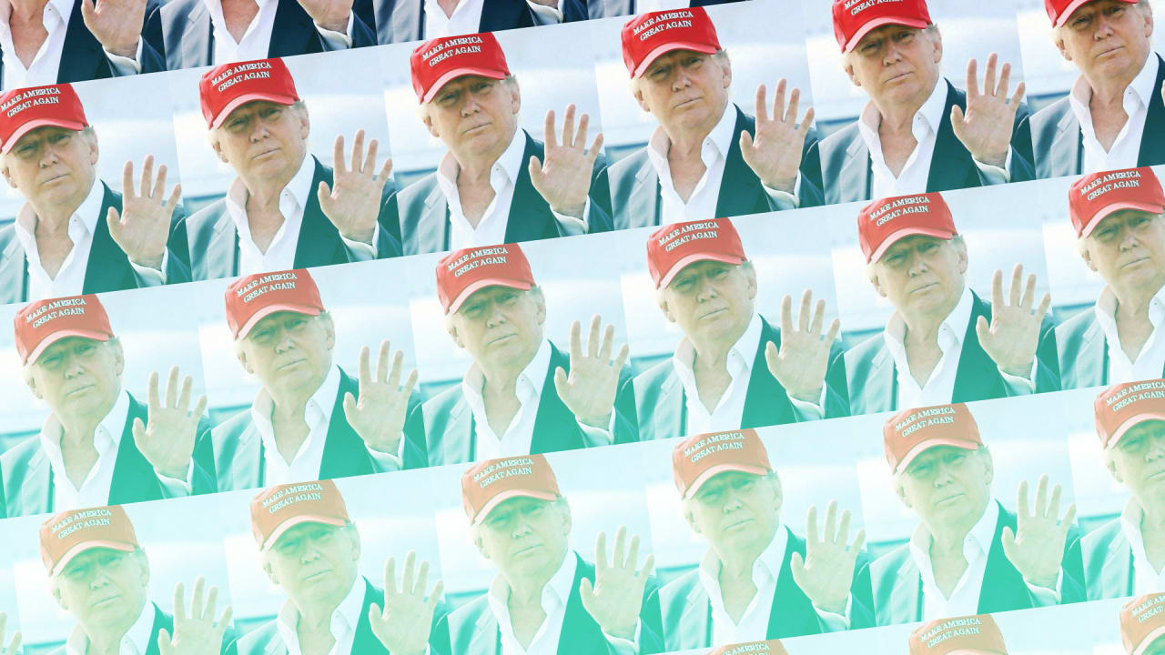 Least Creative Ad of the Day: One Company Says Hats Off To Trump's Marketing