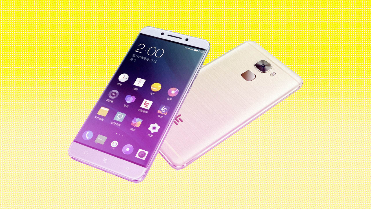 LeEco Le Pro3: The Discount Android Phone That Wants Too Much In Retur