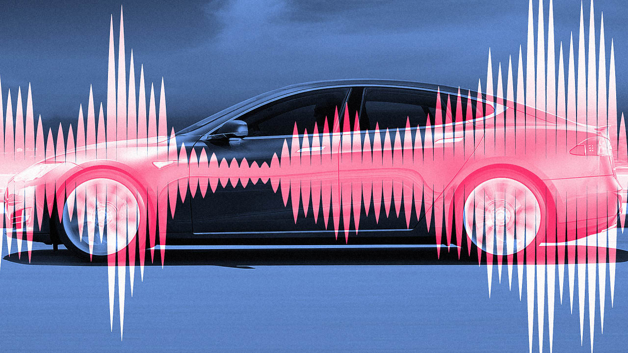 Electric Cars Noise Law