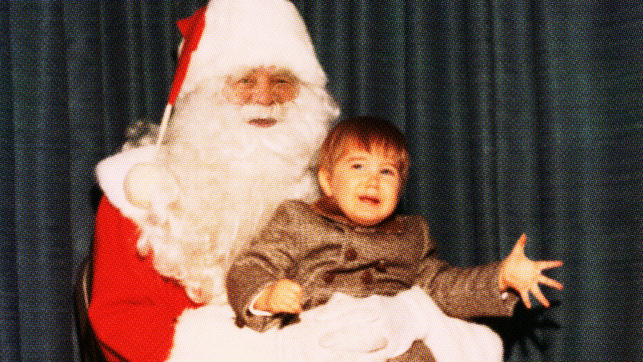 Convincing Your Kids Santa Is Real Is Bad For Their Mental Health