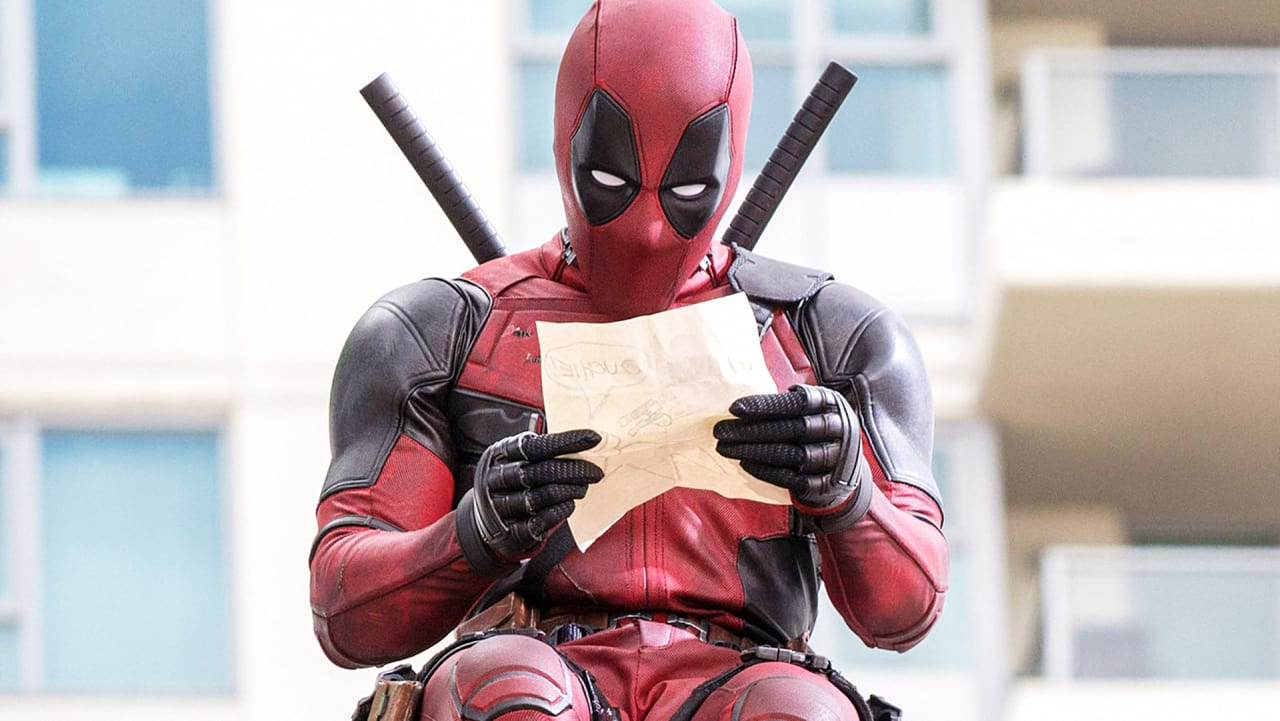 Deadpool Was Apparently The Most Popular Property Of 2016, According To Google Play