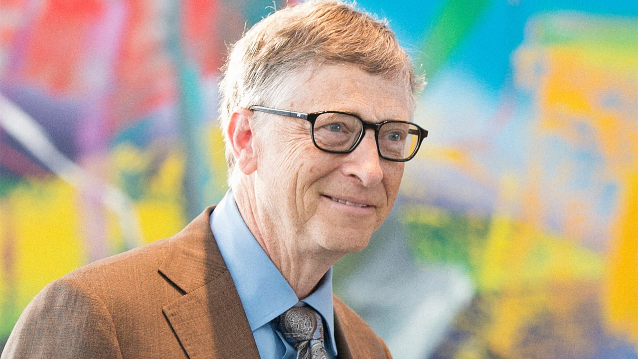 5 Books Bill Gates Says You Should Read Over The Holidays