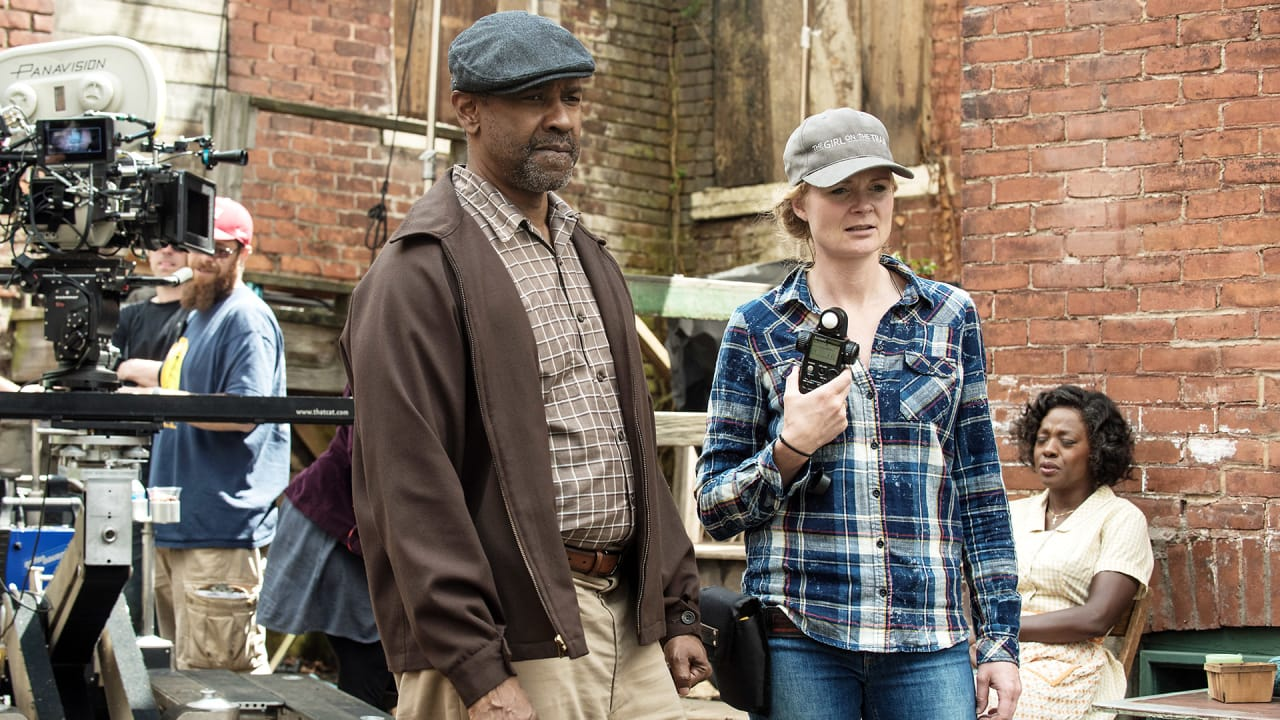 "Plan On Collaborating With Denzel? Take Notes From The Cinematographer Of ""Fences"""