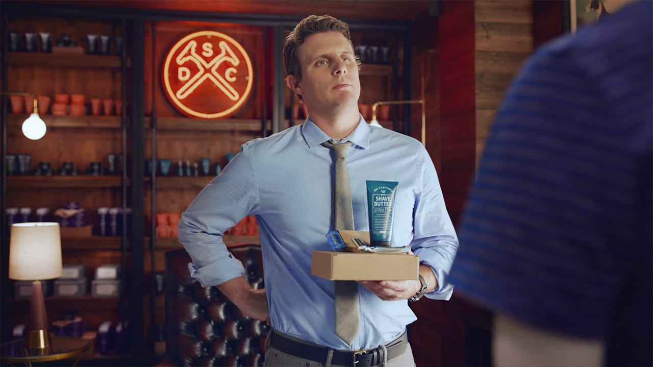 Dollar Shave Club Aims For Dudes Living Somewhere Between Cheap And Ridiculous