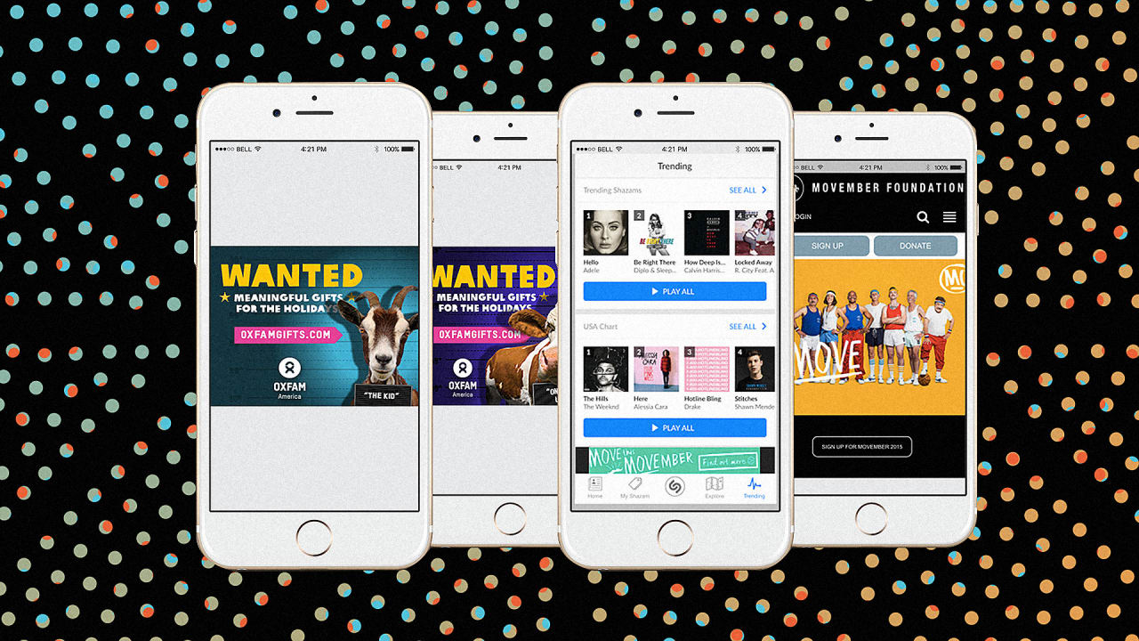 Is Mobile Ad Targeting The Next Philanthropic Frontier?