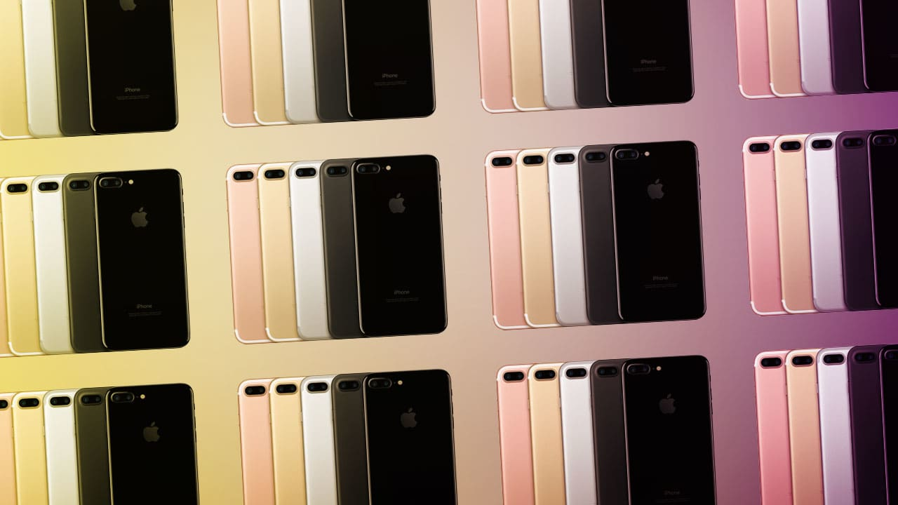 The iPhone 7 Plus Is Easily Outselling Smaller iPhone 7, New Holiday Data Suggests