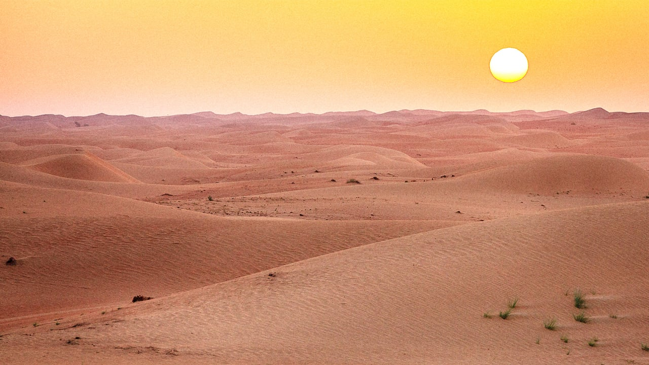 The Oil-Rich Middle East Is Also Sun Rich, And Now It's Pushing Solar Hard