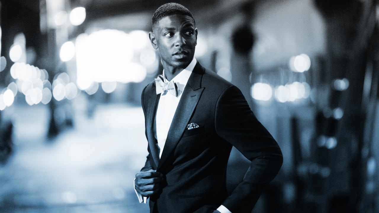 The Secret To A Perfectly Tailored Suit? For The Black Tux, It\'s Machi