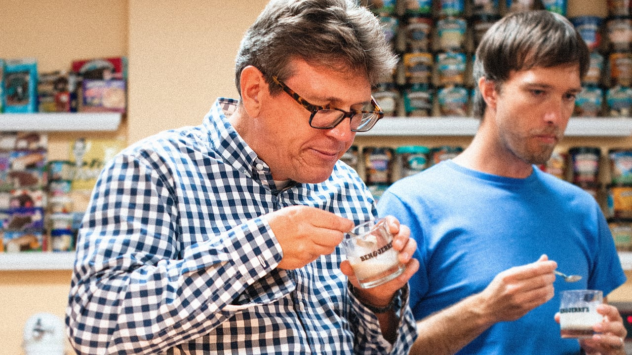 Why Ben And Jerry's CEO Pushes His Company To Merge Ice Cream And Social Justice