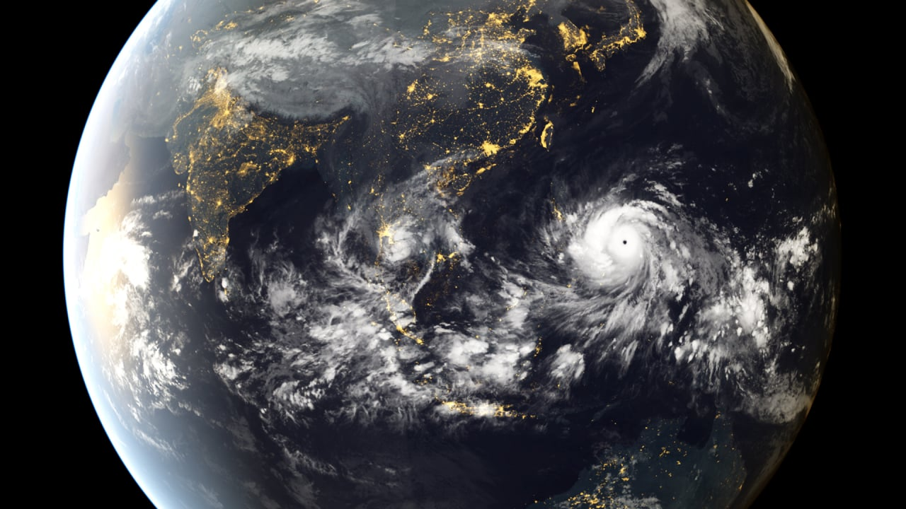Thanks To Climate Change, The World's Storms Are Getting More Dangerous