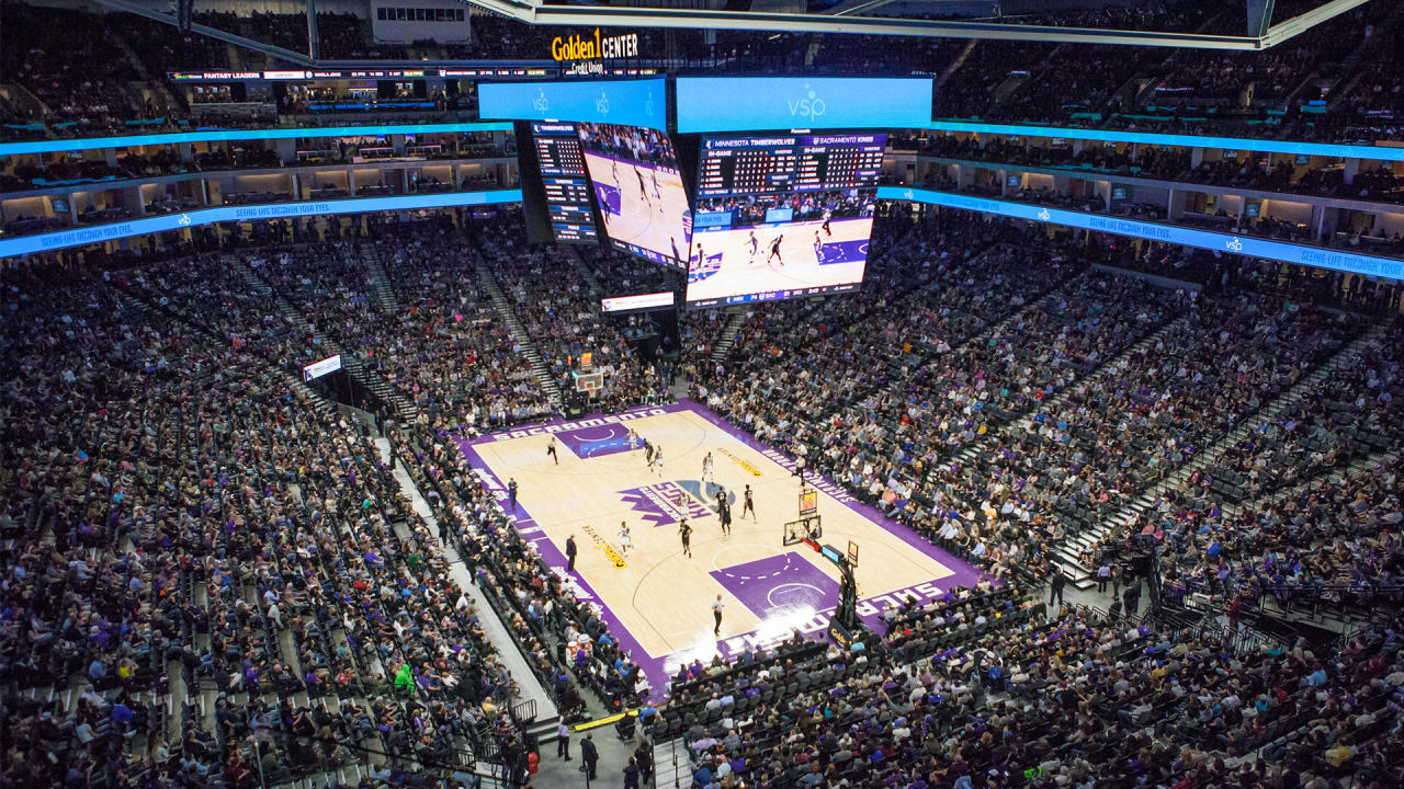 Future Ford Sacramento >> The Sacramento Kings Are Upgrading Your Fan Experience