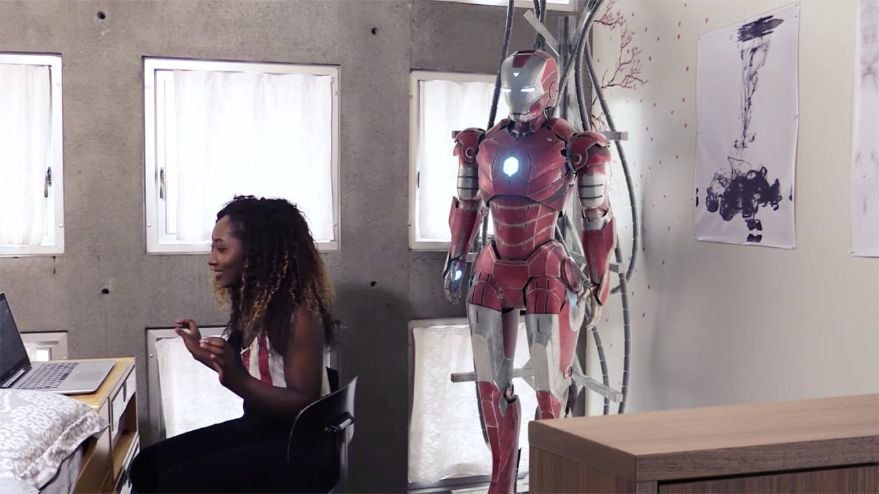 MIT Students Give Us Our First Cinematic Look At Riri Williams, Marvel's New Iron Man