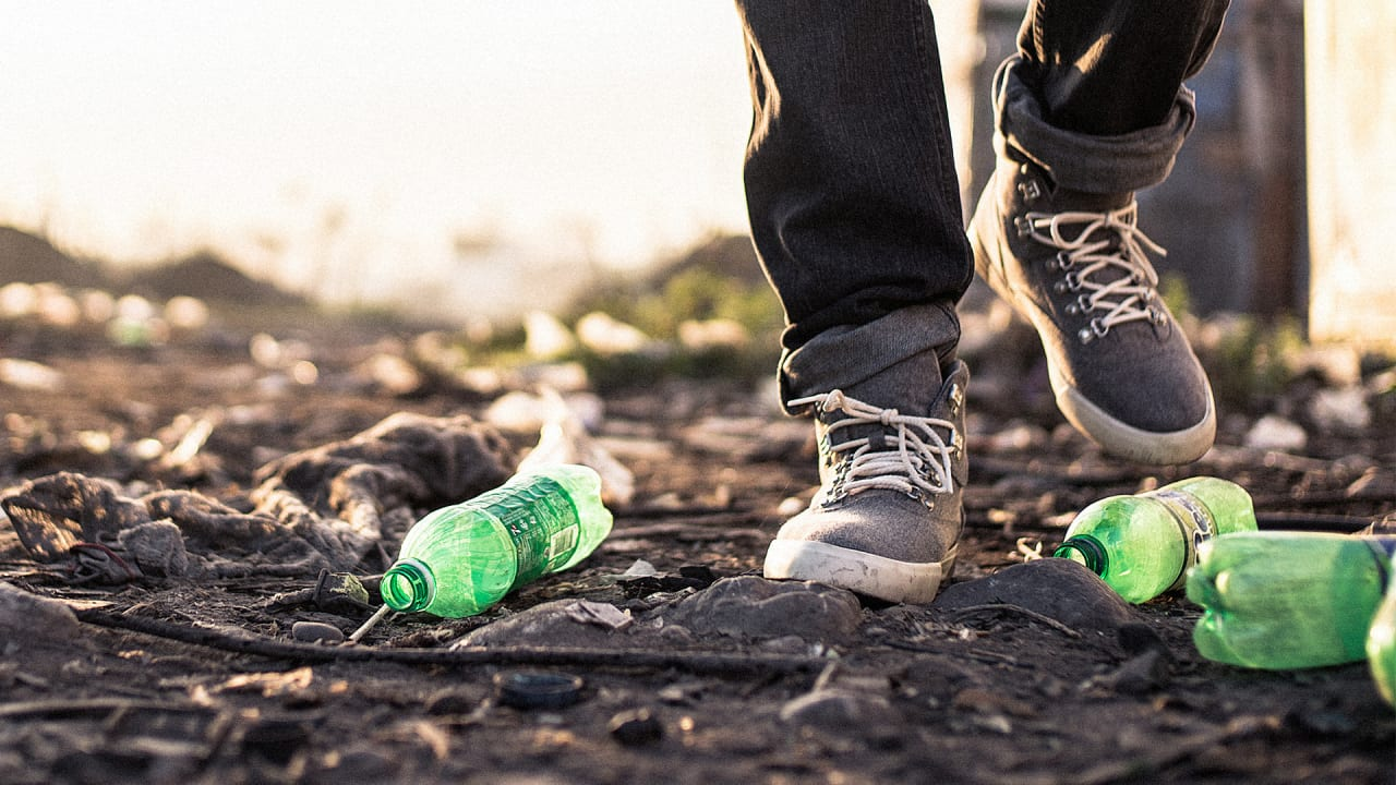 Timberland's New Line Is Made From Trash Collected From The Streets In Haiti