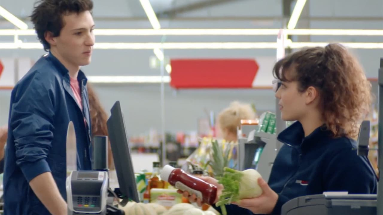 Love Conquers All, Even Junk Food, In This Charming French Supermarket Ad