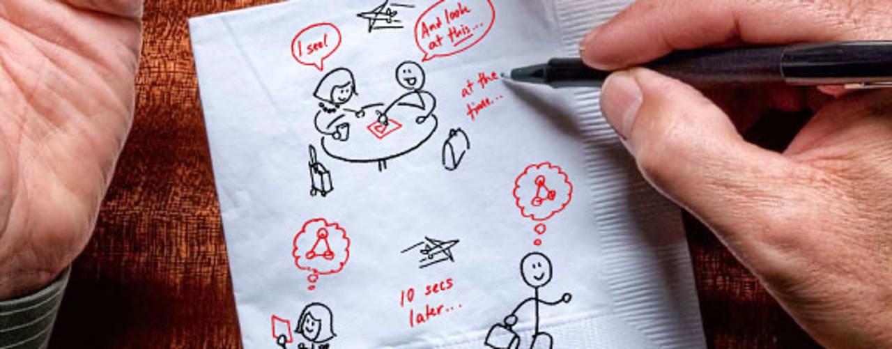 The Napkin Sketch