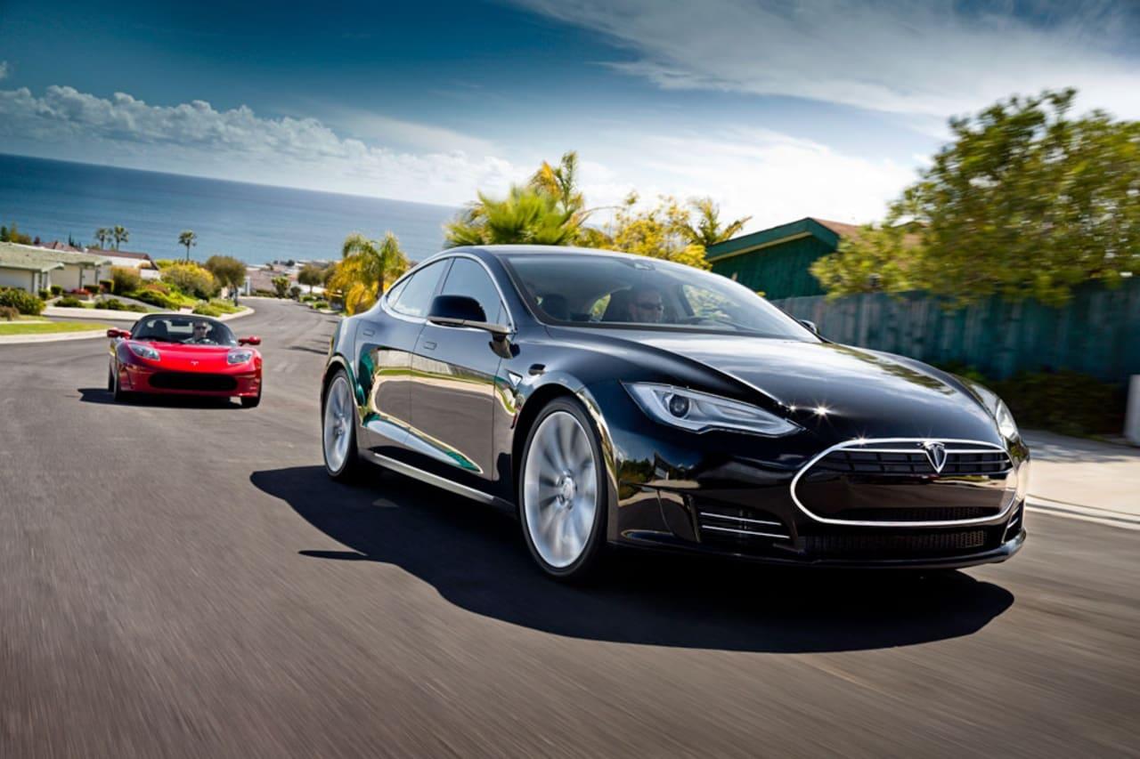 Worksheet. Inside The Tesla Model S