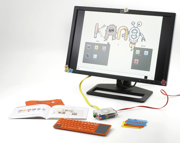 Make Your Own Computer For $99