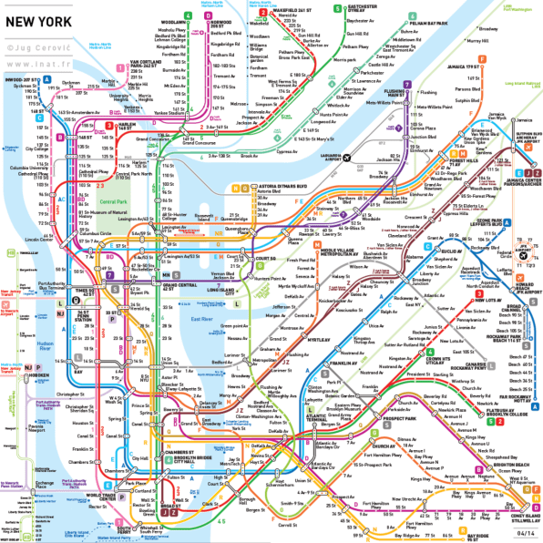 Go Subway Map.These 7 Rules Could Create One Subway Map For The Entire World