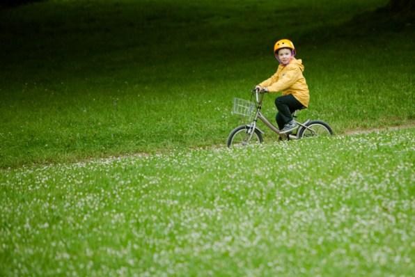 Paris Launches P'tit Vélib', A Bike Share For Kids