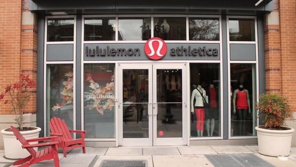 """9dfdc743e27 """"Athleisure"""" At The Office  My Week Of Wearing Yoga Pants To Work"""