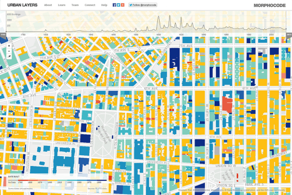 Interactive Map Of Manhattan.An Interactive Map Of Manhattan S Mega Urban Expansion
