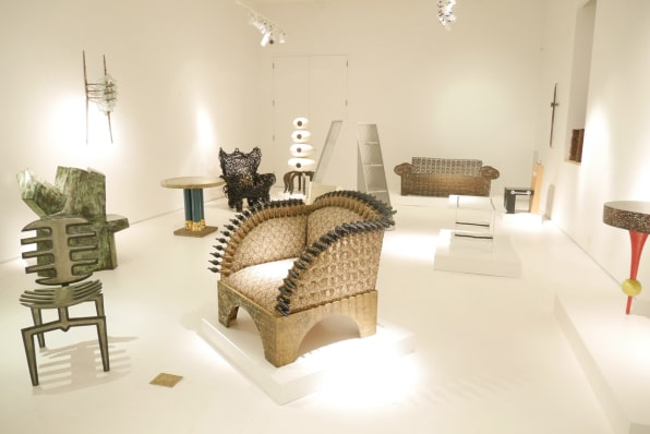 Line Between Art And Design : Surreal pieces of furniture that blur the line between